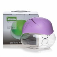 Water Air Purifier And Revitalizer - Purple