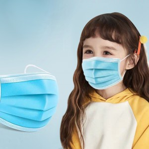 High Quality Air Filter Anti Bacterial Protective Kids Face Mask - 10 Pieces
