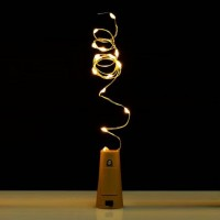 String Decorative Sparkling Party Lights - Yellow