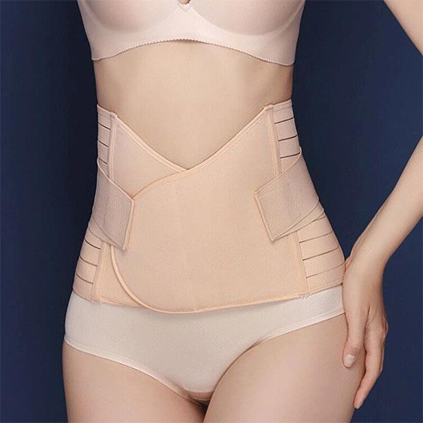 Maternal Body Shaping Best Slim Waist Belt - Apricot