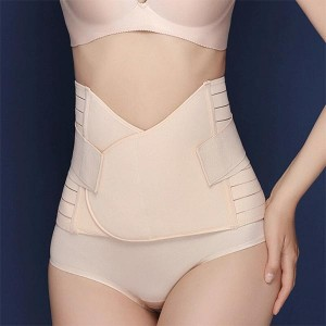 Maternal Body Shaping Best Slim Waist Belt - Skin