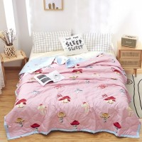 High Quality Bed Room Essentials Cotton Comfortor - Pink