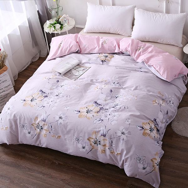 Bed Room Essential Printed Quilt Cover - Floral