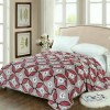 Bedroom Essentials Printed Thin Blanket - Chillies