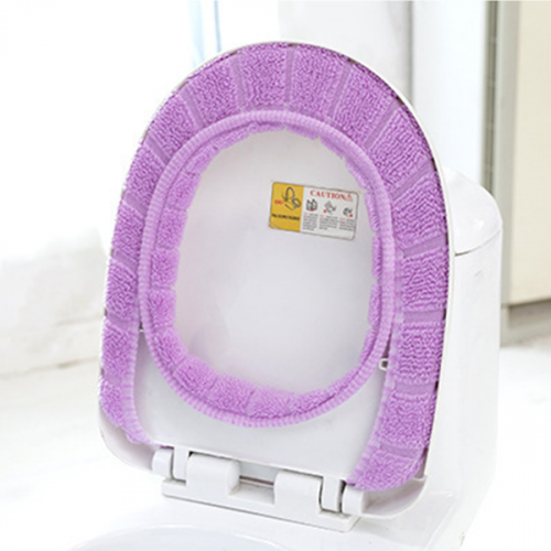 Elastic Washable Toilet Seat Cover - Different Colors