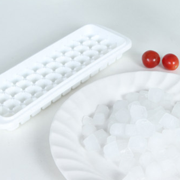48 Small Cubical Ice Storage Freezer Tray
