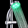 Colorful Automatic LED Lights Shower Head