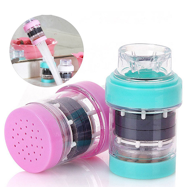 Faucet Water Purifier Filter Tool - Pink