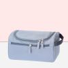 Multi Pockets Canvas Cosmetics Mini Bags - Grey