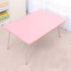 Smart Foldable Mini Working Table - Pink