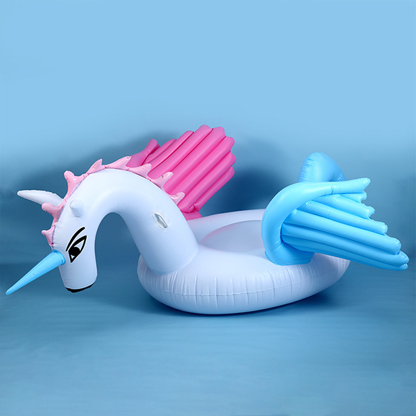 Inflatable Giant Unicorn Adult Swimming Floater