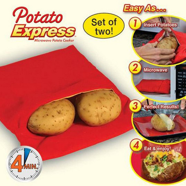 Expert Baking Potato Express Pouch
