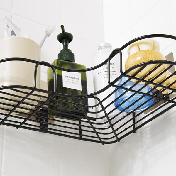 Multipurpose Bathroom Corner Rack - Two Colors