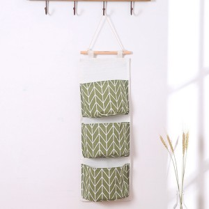 Multi-Purpose Hanging Wall Mount Storage Bag