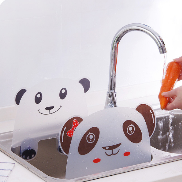 Printed Sink Washing Shield / Protector