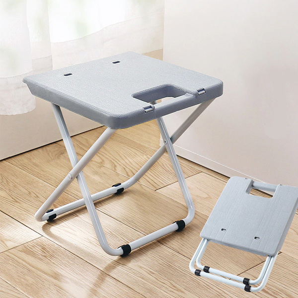 Easy Foldable Traveller Plastic Stool