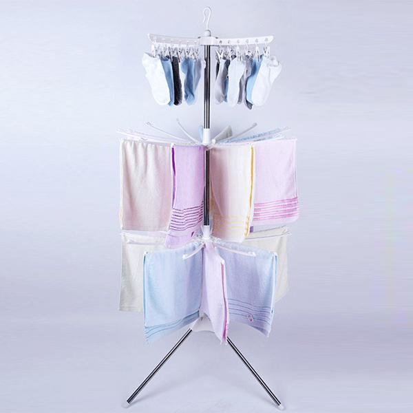 3 Layer Clothes Hanger Towel Drying Rack