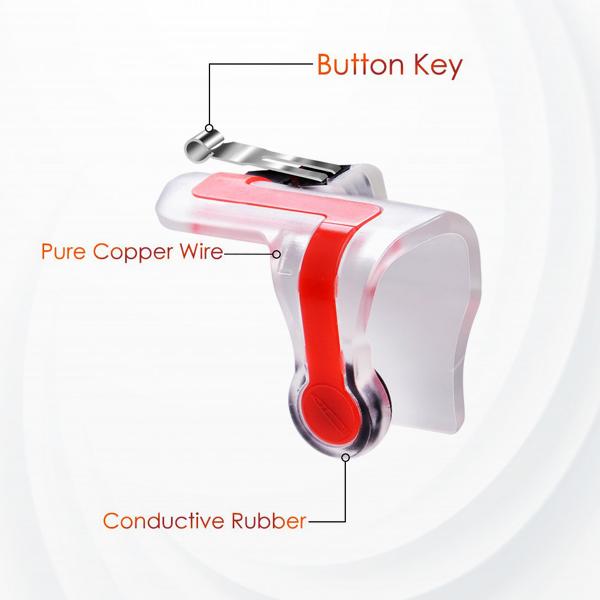 PUBG Game Controller Triggers Gadget Pair