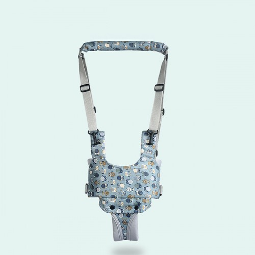 Anti Falling LIghweight Four Seasons Baby Carrier - Blue