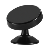Universal Magnetic Car Mount Cell Phone Holder - Black