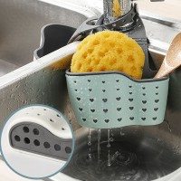 Hearts Hollow Creative Kitchen Sink Holder - Multicolors