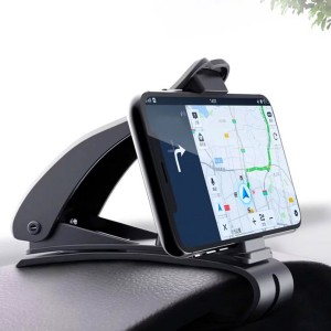 Strong Hold Easy Mobile Phone Car Holder
