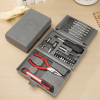 24 Pieces Multifunction Hardware Tools Box