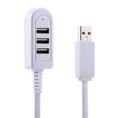 Fine Quality Three Socket USB Charging Hub