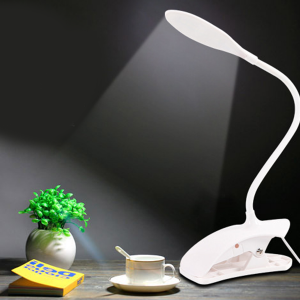Mount Clip Multipurpose Foldable USB Lamp