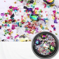 Crystal Nail Decorative Art Special Occasional Sets