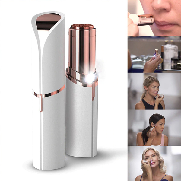 Easy Portable Electric Facial Hair Remover