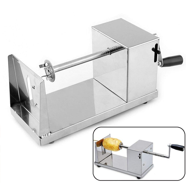 Stainless Steel Manual Potato Slicing Twister