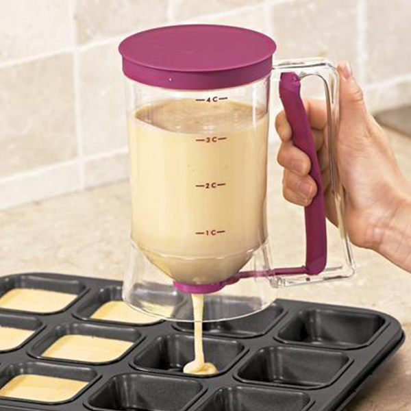 Quality Plastic Manual Batter Dispenser