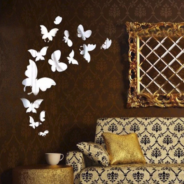 Wall Decoration Home Beauty Stickers - Butterfly