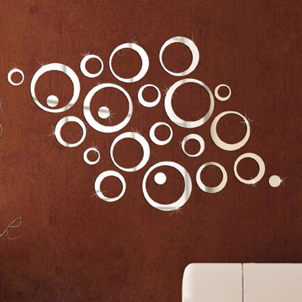 Wall Decoration Home Beauty Stickers - Circles