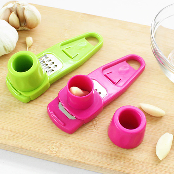 Manual Mini Chopper Tool For Ginger Garlic