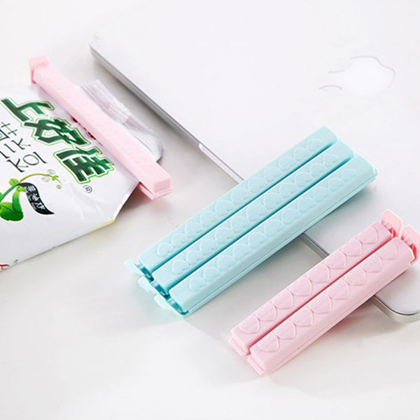 Daily Use Creative Food Bags Sealer Clip