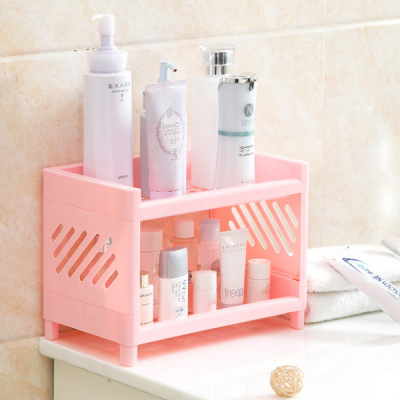 Two Layer Multi Purpose Storage Rack