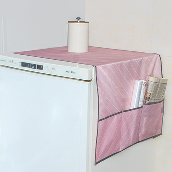 Dustproof Hanging Fridge Protection Cover