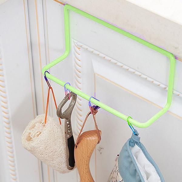 Creative Space Saving Cabinet Rack - Green