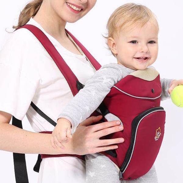 Fine Quality Convenient Baby Carrier - Burgundy
