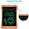 Magic Board Children Writing Tablet - Orange