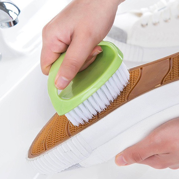 Easy Cleaner Brush With Handle - Different Colors