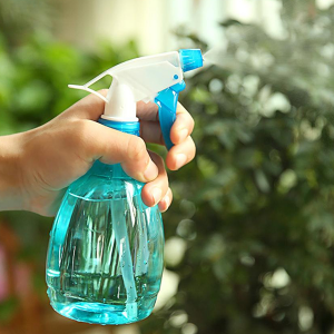 Handy Portable Water Sprayer Bottle - Different Colors