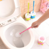 Penguin Commode Toilet Cleaner Brush - Different Colors