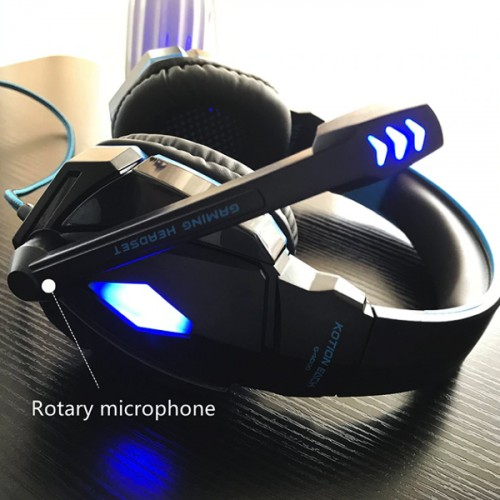 Gaming And Music Special High Power Sound Headphones