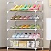 Five Layer Quality Rail Shoe Rack