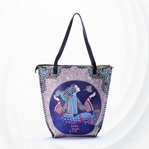 Bohemian Prints Casual Shoulder Bags - Girl