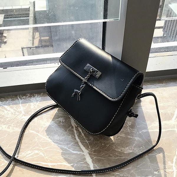 Designers Exclusive Mini Shoulder Bag - Black
