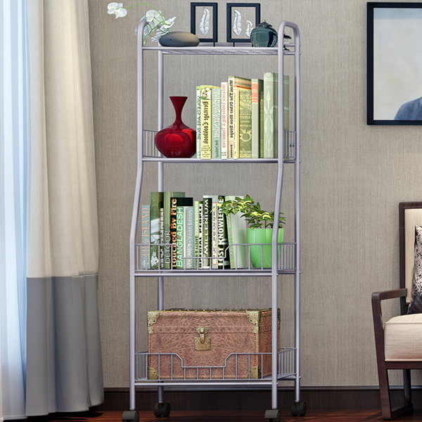 Four Layer Modern Kitchen Rack